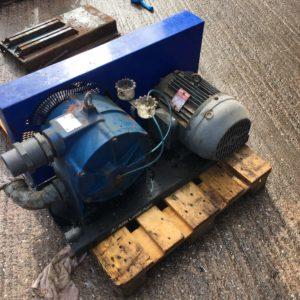 Vacuum Pump Units